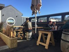 Wellington has a number of new bars, including another rooftop, a slightly western saloon, a craft beer taproom and a New Orleans experience using iPads to order. Western Saloon, Tap Room, New City
