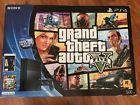 Sony PlayStation 4 - Grand Theft Auto V 500G Jet Black