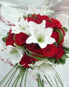 D co mariage on pinterest rouge mariage and marque place - Bouquet centre de table ...