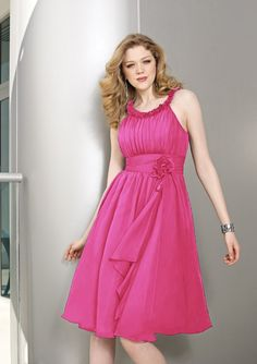 Strapless Sheath Floor Length Taffeta Fuschia Bridesmaid Dresses ...