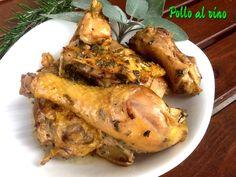 Il pollo saporito al vino lascerà tutti a bocca aperta, senza grassi aggiunti, dosando bene gli ingredienti si ottiene un pollo cucinato benissimo, da lecc