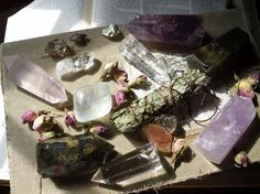 Intuitive Crystal Reading  NOW by RareDaisyJewelry on Etsy, $4.99 • divination mystic
