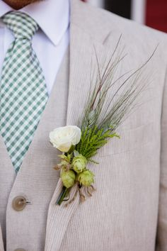 loving this grey groom look captured by the amazing Red Sparrow Photography http://redsparrowphoto.com/