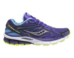 Womens Saucony Hurricane 16 Running Shoe at Road Runner Sports