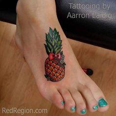foot tattoo inked foottattoo on Instagram