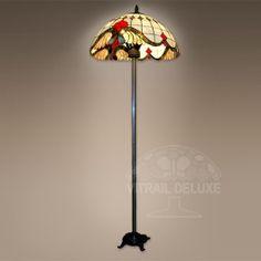Sultan Giallo F168181 - lampa witrażowa