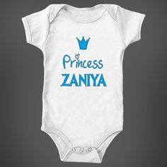Frozen Princess Zaniya Baby Girl Name