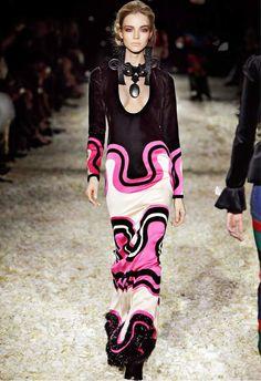 Tom Ford Velvet and Satin Dress