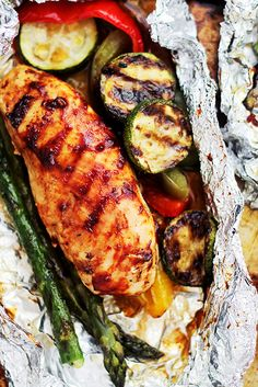 16 Ridiculously Easy Camping Recipes