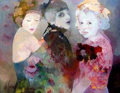 122 best Francoise de Felice Artist
