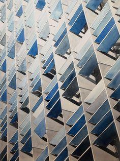 Niemeyer façade by Amy Park (2010)