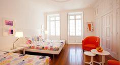 Os 7 melhores hostels do Porto