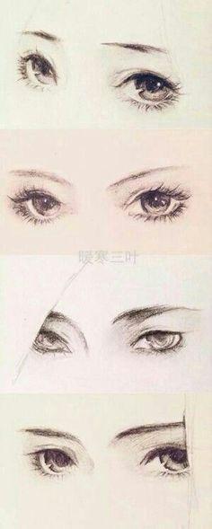 #sketch #eye