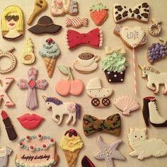 Instagram media by kikko_ - かんたん、かわいい ハッピーアイシングクッキー http://www.amazon.co.jp/dp/4839954186/ 書店の他、INOBUN四条本店に置いていただいております。 どうぞよろしくお願い致します。
