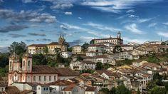 latest bing images photos   Bing Images - Ouro Preto - Vista aérea da cidade histórica de Ouro ...