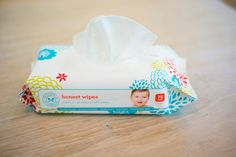All natural wipes from The Honest Company. Plant-based baby wipes are gentle and chemical free, with plant extracts to promote healthy skin.