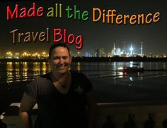 Made all the Difference Travel Blog is run by a twenty-something American female.  I spent my free time traveling and exploring the world.