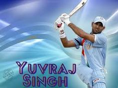 yuvi back in indian team congrats yuvi.........................!