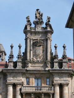 s Big Ben, Building, Travel, Santiago De Compostela, Viajes, Buildings, Destinations, Traveling, Trips