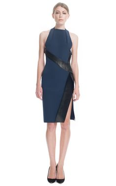 Dion Lee Harness Wrap Dress s/s 2013