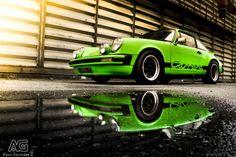 Porsche 2L7 Carrera - Reflection by Alexis Goure, via 500px