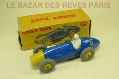 Dinky Toys GB Ferrari F1 REF 234