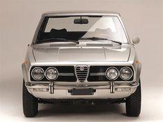 1972 Alfa Romeo Alfetta by Auto Clasico
