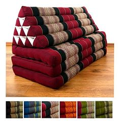 Thai Triangle Cushions