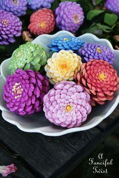 flores conos 10