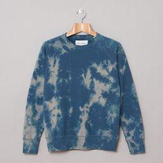 Our Legacy tie-dye sweatshirt. It's fairly easy to replicate yourself ~ Old Man Fancy.