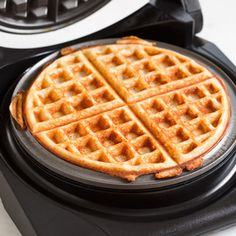 Who can resist a crisp, yeasty homemade waffle? And with the right equipment—you'll be a pro waffler in no time.