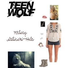 "Kelsey Stilinski-Hale: ""Damnatio Memoriae"" by nerdbucket on Polyvore featuring polyvore, fashion, style, Steve Madden, Burberry, Tiffany & Co., Ice and clothing"