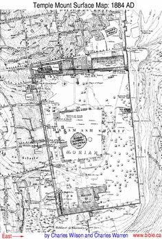 Temple mount 1884