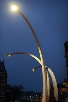 Lamp sculpture on the Kerkplein | Assen The Netherlands | MD Landschapsarchitecten