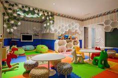 Kids club Hilton Seychelles