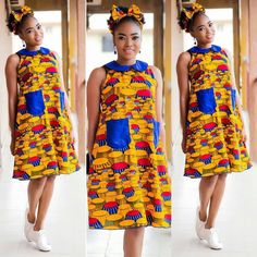 The best collection of unique and classic ankara gown styles of these ankara gowns are classically made Ankara Styles For Kids, Unique Ankara Styles, Ankara Gown Styles, Ankara Dress, Ankara Blouse, Ankara Tops, African Attire, African Wear, African Women