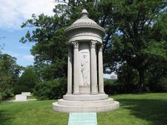 Spring Grove Cemetery, Garden Sculpture, Grave Markers, Outdoor Decor