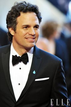 Mark Ruffalo - An amazing guy and a great actor. Loved him in everything I've seen him in.