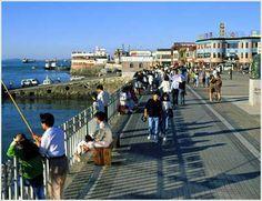 Wolmido Wharf, Incheon