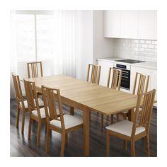 BJURSTA Mesa extensível  - IKEA