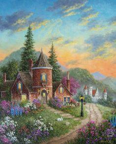 Castle Ridge Manor Dennis Lewan