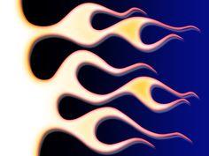 Hot Rod Flames | Hot Rod Flames 9 by jbensch
