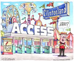 Matt Wuerker Editorial Cartoon, August 25, 2016     on GoComics.com