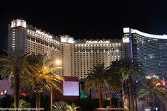 Fachada del Hotel Monte Carlo en Las Vegas