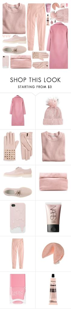 """""""U Don't have to grow up"""" by vendre-du-reve ❤ liked on Polyvore featuring Topshop, Valentino, H&M, Chloé, Marie Turnor, NARS Cosmetics, J.Crew, Nails Inc., Aesop and Disney"""