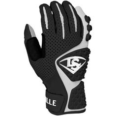 Louisville Slugger Advanced Design Adult Batting Gloves