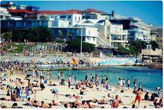 North Bondi, Bondi Beach, Sydney NSW #australia #travel #sydney