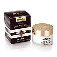 """""""Glowing skin is a result of proper skincare. It means you can wear less makeup and let skin shine through."""" – Michel Coulombe Global Makeup Artist *affiliate  bee venom products   skin care products   facial products   face mask"""