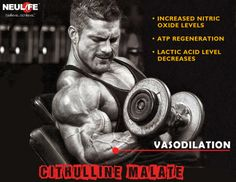 NEULIFE NUTRIPEDIA: Get to know more about CITRULLINE MALATE #Supplement #Nutripedia #bodybuilding #Citrulline