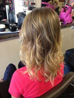 Soft balayage #beautiful Insignia Hair & Day Spa Penrith 47223503